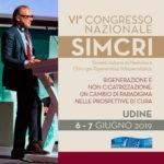 Congresso SIMCRI - Cicatrizzazione - Dott. De fazio Relatore