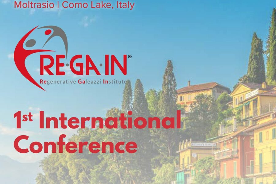 RE.GA.IN. 1st International Conference
